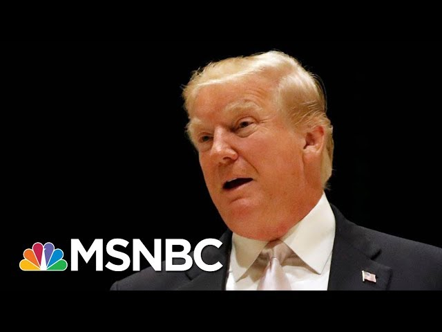 """President Donald Trump: """"Nobody Knows For Sure"""" When DACA Deal Will Come 