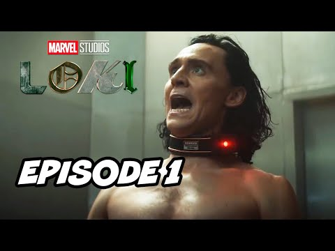 Loki Episode 1 Marvel TOP 10 Breakdown and Ending Explained