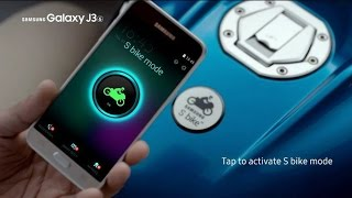 Samsung Galaxy J3  With 'S Bike Mode' Launched In India