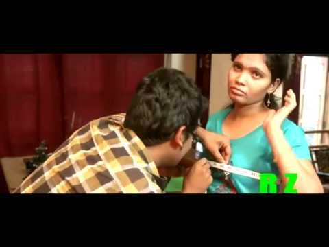 Indian Tailor Romance With Indian Aunty While Giving her Sizes   HINDI SHORT FILM MOVIE 2016   YouTu