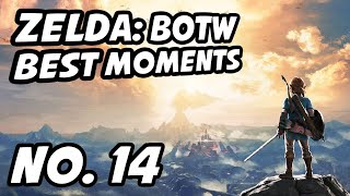 Zelda BOTW Best Moments | No. 14 | NarcissaWright, MANvsGAME, Vespher, TheBlackHokage, Spamfish