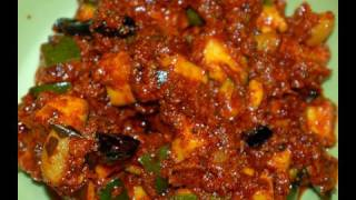 Mango Pickle - By VahChef @ VahRehVah.com