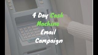 4 Day Cash Machine  - Email Campaign Setup in Mailchimp (Part 2)