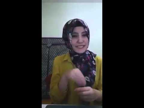 Kalbimin tek sahibine - işaret dili ile okuyan genç kız Muhteşem