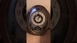 CUORUM Small World Japan Rhythm Motion Clock WATCH SO COOL!!  Balloons