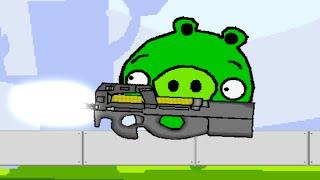 AngryBirds animated parody 1.5 (2012) 2015 Remastered