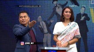 Waktu Indonesia Bercanda - Greget! Kang Denny Chandra Kejebak TTS Cak Lontong