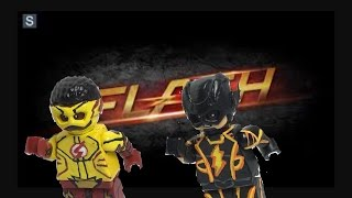 Lego CW: The Flash Season 3 Showcase