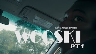 FBG Cash Riding Around With Wooski Shot By @AMarioFilm