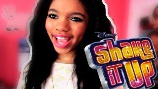 Teala Dunn On Shake It Up.