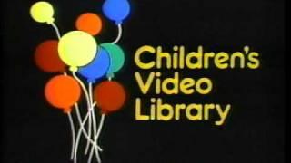 Children's Video Library VHS Logo