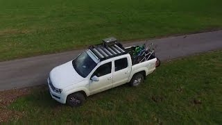Downhill Frammersbach 2017 #2 | Drone& GoPro Edit | NTP