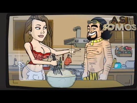 Así Somos Salfate presenta lo más polémico de la animación para adultos