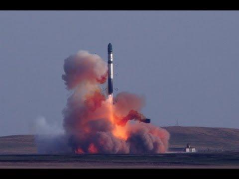 Top 5 Intercontinental Ballistic Missiles (ICBM):