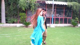 Pashto Song Making Vedio Of Pashto HD Tele Film Imtehan Naseer & Gulalai