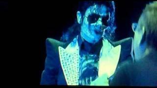 Michael Jackson cantando en español