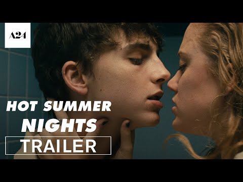 Xxx Mp4 Hot Summer Nights Official Trailer HD A24 3gp Sex