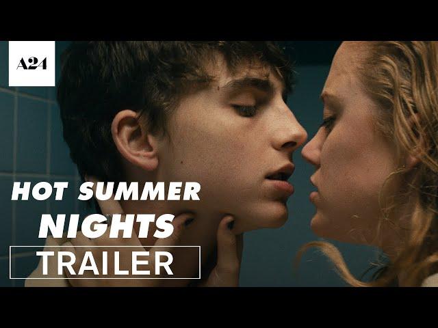 Hot Summer Nights | Official Trailer HD | A24