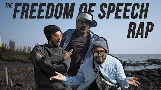 The Freedom Of Speech Rap | For No Reason At All | Abish Mathew