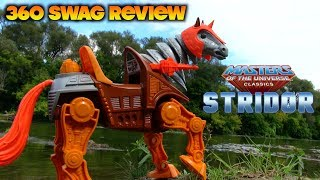 360 Swag Review: Masters of the Universe Classics STRIDOR