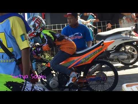 Joki CEWEK Cantik Satria Fu Banter Drag Bike Wanita Pemula
