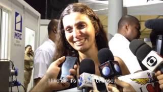 Rock in Rio 2013 - A Fã que Conquistou Bon Jovi