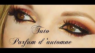 Tutoriel Parfum d'Automne / Autumn Makeup 🌰🍁🍂🍃🌺