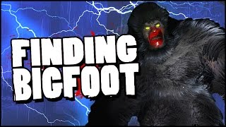 ROMANCING THE BIGFOOT! | Finding Bigfoot Gameplay Funny Moments