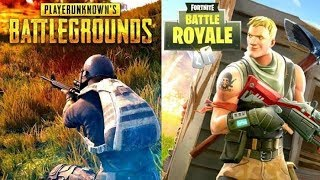 Pubg & FortNite Games is Now in Under Violence | Future is Harmful of these Survival Games