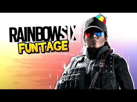 Rainbow Six Siege FUNTAGE NEW Operator Ideas Hanzo Mains & MORE
