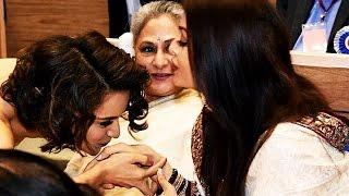 Kangana Ranaut KISSES Aishwarya Rai In Public