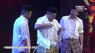 Maharaja Lawak Mega 2013 - Minggu 4 - Persembahan Sepahtu