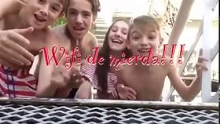 PARODIA DE ROMBAY -CUANDO SE PONE A BAILAR//CUAN NO TIENE WIFI  WTF°π°