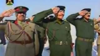 Iraqi Anthem (1981-2004) Played at Army day parade (2002)