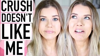MY CRUSH DOESN'T LIKE ME BACK | DATING Q&A