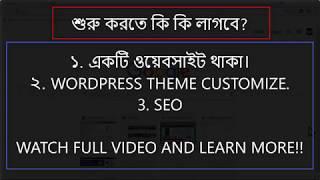 Amazon Affiliate A to Z Full HD Bangla Tutorial 2018 | আমাজন এফিলিয়েট ফুল কোর্স