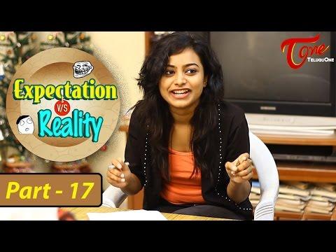 Expectation Vs Reality Episode 17 Telugu Comedy Web Series by Ravi Ganjam TeluguWebSeries