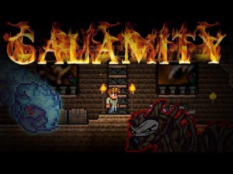 [S2] Terraria Calamity Mod - Episode 1 - Ninja Seahorse