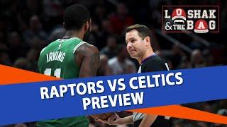 Raptors vs Celtics Free NBA Picks and Predictions   LoBag