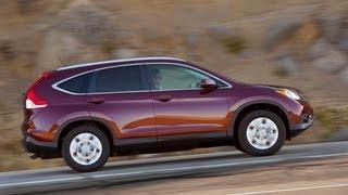 2013 Honda CR-V Review