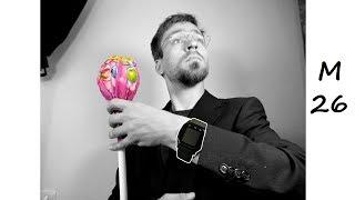 📣 10€ China Smartwatch M26 getestet - Review - Deutsch