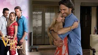 ¡Monserrat está embarazada! | Lo que la vida me robo - Televisa