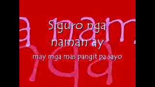 Silvertoes (lyrics) by:Parokya ni Edgar