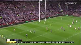 Un joueur de rugby EST MENACÉ DE MORT après cette ENORME BAGARRE!!