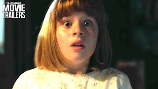 ANNABELLE: CREATION   New Clips for supernatural horror film
