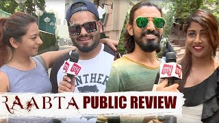 Raabta PUBLIC REVIEW   Sushant Singh Rajput   Kriti Sanon