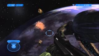Halo 2 Campaign: Mission 1 Walkthrough Gameplay FULL HD