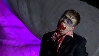 Zombie Scare Prank In Russia