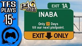 PERSONA 4 GOLDEN Part 15 - TFS Plays - TFS Gaming