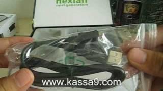 Unboxing Nexian NX-C910